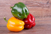 Sweet pepper — Stock Photo