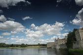 View of Leeds Castle, Kent, England — Stock Photo