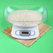 Royalty-Free Stock Photo: kitchen scale