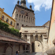 Sighisoara Medieval City,Romania  — Stock Photo