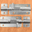 Stock Photo: Latch for door