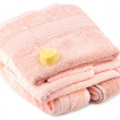 Pink terry towels — 图库照片 #31126907