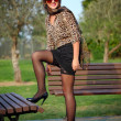 Stockfoto: Pin-up woman