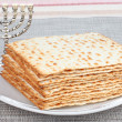 Matzah — Stock Photo #39189629