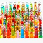 Test tubes — Stock Photo #39465923
