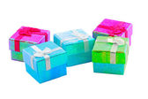 Gift boxes — Photo