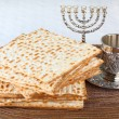 Matzah — Stock Photo #40095023