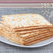 Stock Photo: Matzo