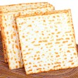 Stock Photo: Matzah