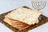 Matzah — Foto de Stock