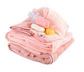 Fluffy towels — Photo