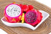 Frutas exóticas — Foto de Stock