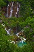 Plitvice Lakes National Park — Stockfoto