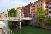 LJUBLJANA, SLOVENIA  — Stock Photo