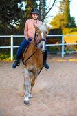 Jockey — Zdjęcie stockowe