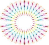 Colorful background — 图库矢量图片