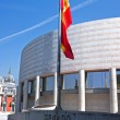 Spanish flag — Stock Photo #13520015