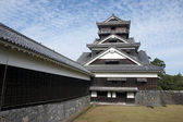 Castle in Kumamoto — Stock Photo