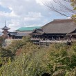 Stock Photo: Kiyomizu Temple in Kyoto