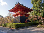 Shinto temple in Kyoto — Stock Photo