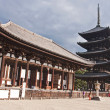 Big Pagoda in Nara — Stock Photo