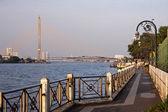 在曼谷拉玛八桥 — 图库照片