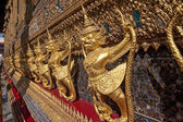 Wat Phra Kaeo in Bangkok — Foto de Stock