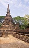 Temple Historical Park in Si Satchanalai - Chaliang — Stok fotoğraf