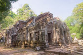 Wat Phu temple in Champasak — Stock Photo