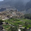 Stock Photo: Village Bilad Sayt, sultanate Oman