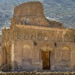 Stock Photo: Tomb of Bibi Miriam, holy woman, Qalahat, north of Sur, Oman,