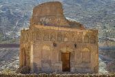 ビビの墓ミリアムは、聖なる女性、オマーン ・ シュル ・北 qalahat, — ストック写真