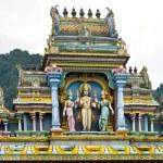 Batu-Höhlen-Tempel, Kuala lumpur — Stockfoto #13408350