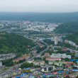 Стоковое фото: Petropavlovsk-Kamchatsky, Far east, Russia. City landscape