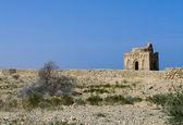 Tomb of Bibi Miriam, a holy woman, Qalahat, Oman, — Stock Photo