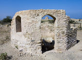 Tomb of Bibi Miriam, a holy woman, Qalahat, Oman, — Стоковое фото