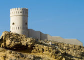 Fort in Sur in the Sultanate of Oman — Stock Photo