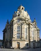 Frauenkirche à dresde — Photo