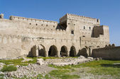 Fort Jalan Bani Bu Ali, Sultanate of Oman — Stock Photo
