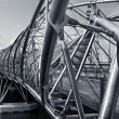 Stock Photo: Helix Bridge