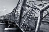 The Helix Bridge — Stock Photo
