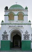 Mosque in Lamu Town on Lamu Island in Kenya. — Stock Photo