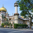 Masjid Sultan, Singapore Mosque — Stock Photo