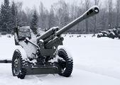 Russian Tanks — Stock Photo