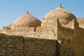 Fort Jalan Bani Bu Ali, Sultanate of Oman — Stockfoto