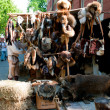 The Medieval Market of Turku — Stock Photo
