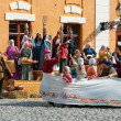The Medieval Market in Turku — Foto Stock