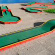 Miniature golf course — Stock Photo #27812667
