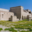 Fort Jalan Bani Bu Ali, Sultanate of Oman — Stock Photo