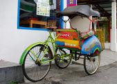 Cyclo riksza — Zdjęcie stockowe